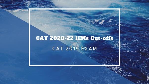 CAT 2019 result cut-off for session 2020