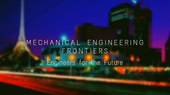 Does Mechanical Engineering in India have Scope in Near Future