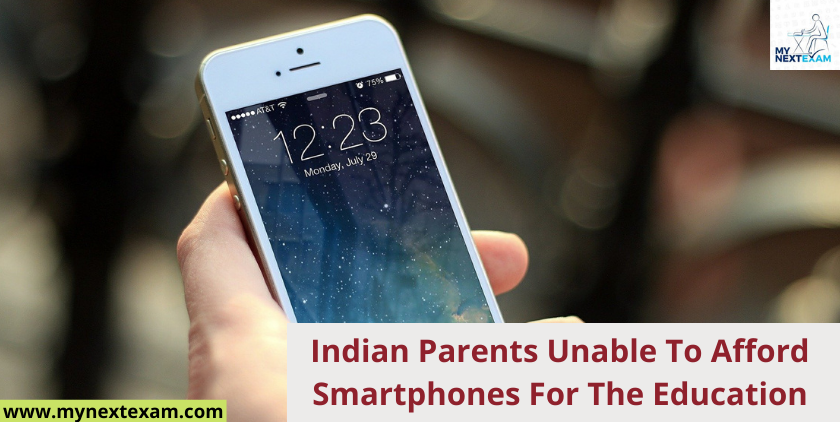 Indian Parents Unable To Afford Smartphones For The Education