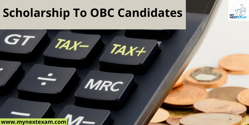Scholarship To OBC Candidates